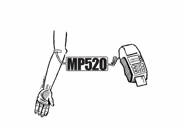 MP520 - Cartão de Crédito